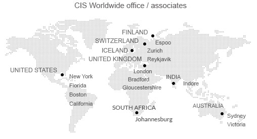 cis worldwide availability