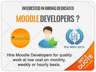 hire moodle developer