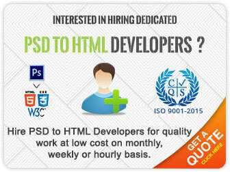 hire psd to html developer