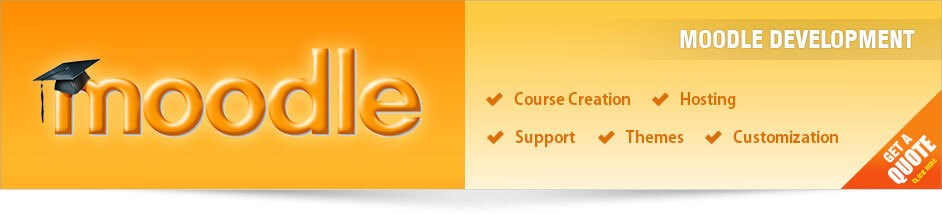 moodle development banner